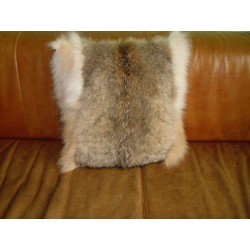 Coyote pillow 16,54 x16,54 Inch