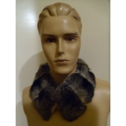 Chinchilla collar/headband